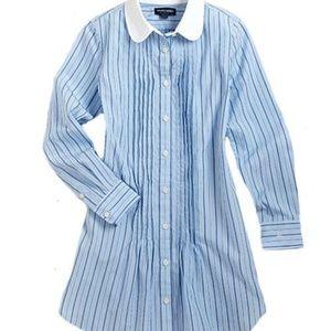 🌷Polo Ralph Lauren long button-down shirt girl 16